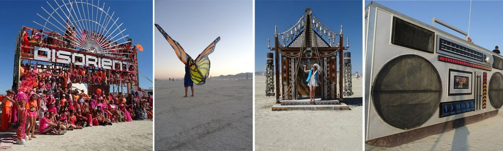 BURNING MAN 2014 CARAVANSARY