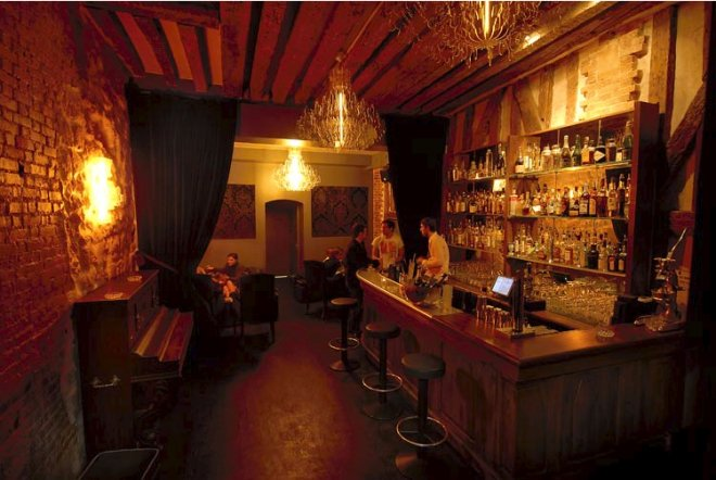 Chez Jean Restaurant Paris