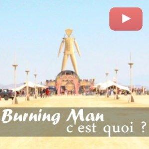 burning man c'est quoi