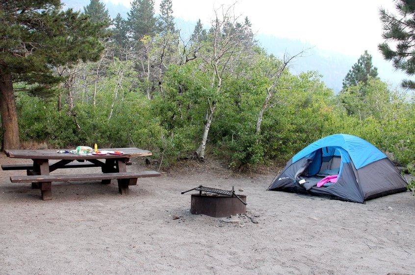 Camping Usa Les Pauline