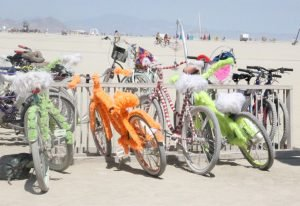 Burning Man vélo