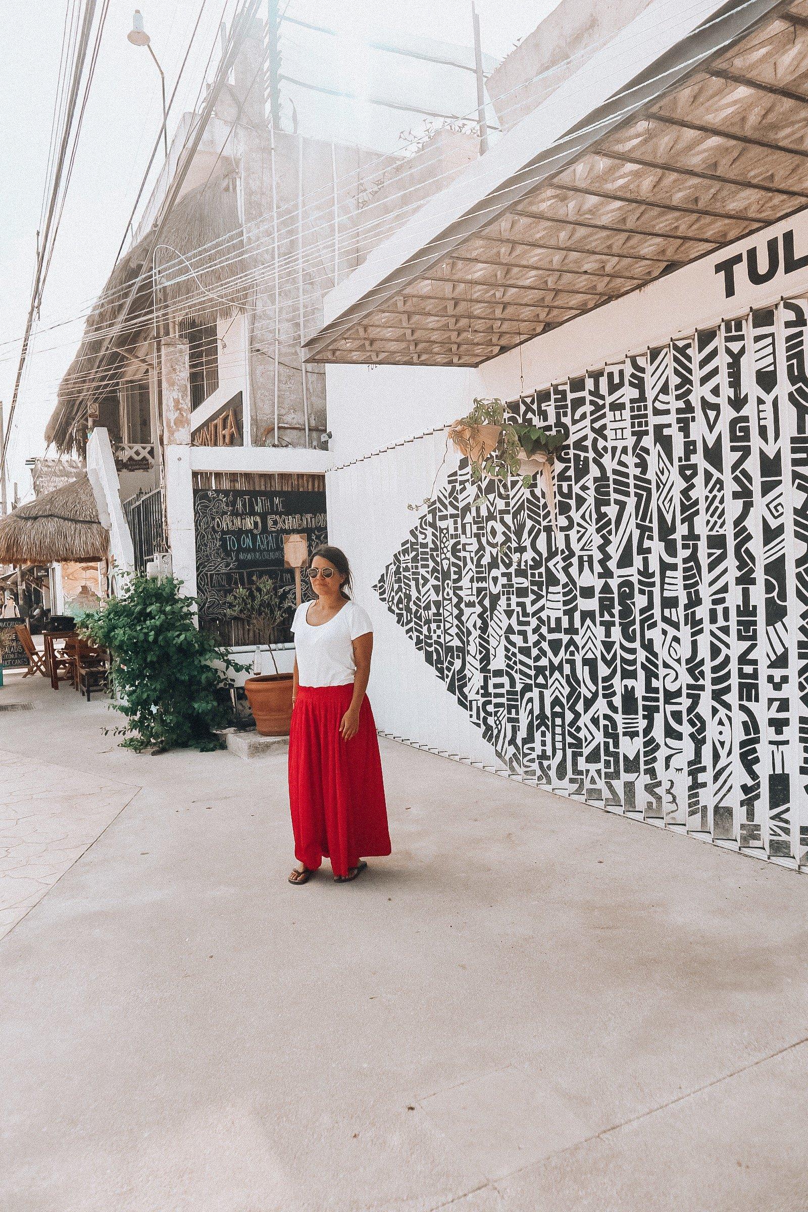 Tulum boutiques